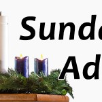 Sunday is the fourth Sunday in Advent